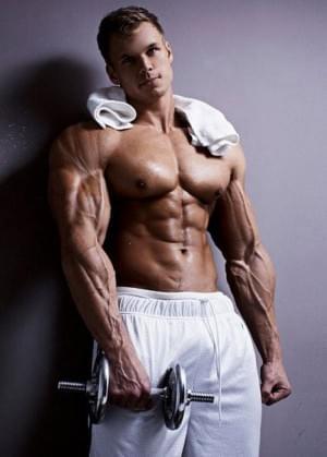 Fitness Model Steven Webb