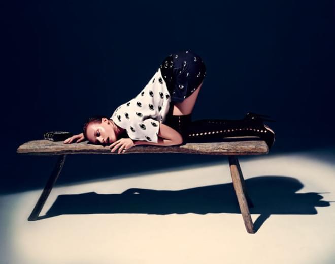 Glamour Photography by Elizaveta Porodina