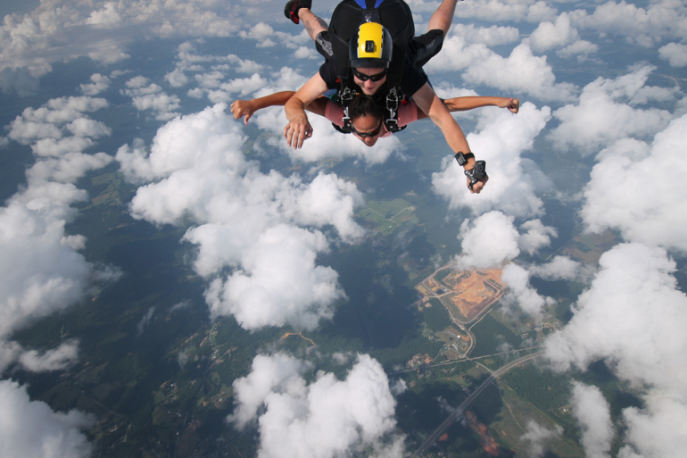 Sky Diving – Flickr | Photography