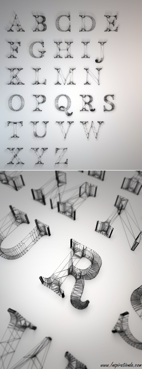 Wire Alphabets