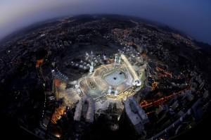 Landscape Mecca Madina Mosque Islamic City HD Images