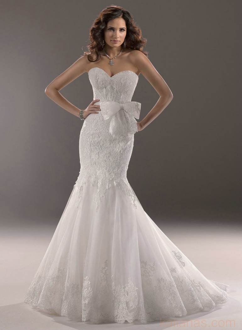 wedding Photo – style 327.00 bridal gown – Style Maggie Sottero Cyrus 3MK739 zipper  ...
