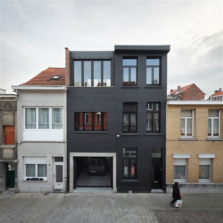 Matroyshka House by Buro Bill