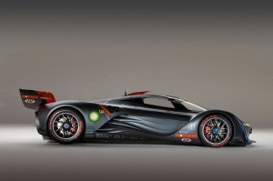 Mazda Furai – Car Body Design
