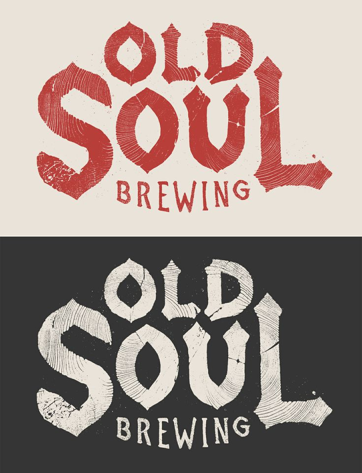 Old Soul Brewery Logo by Joshua Noom