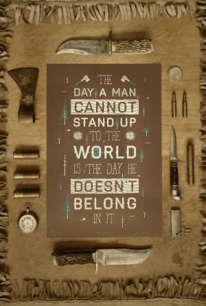 Pilgrim Poster.
