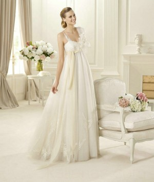 wedding Photo – style 320.00 bridal gown – Style pronovias Guadix  For you,The sweet ...