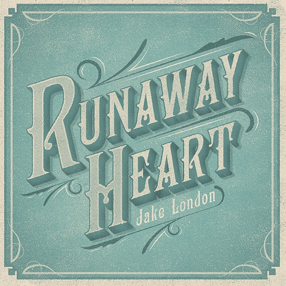 Runaway Heart: CD Cover by Ben Suarez