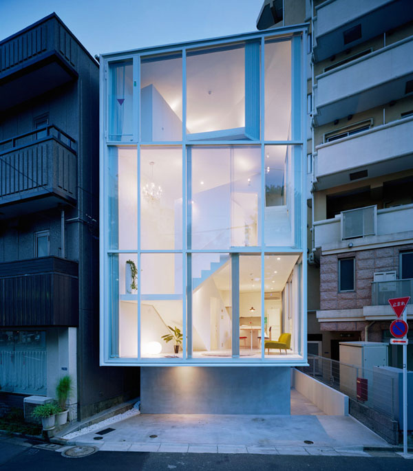 Shapeshifting Architecture of Life in Spiral by Hideaki Takayanagi