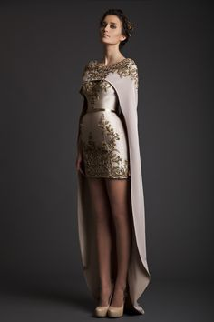 SS14 | Krikor Jabotian | Wedding Dress Design | Pinterest