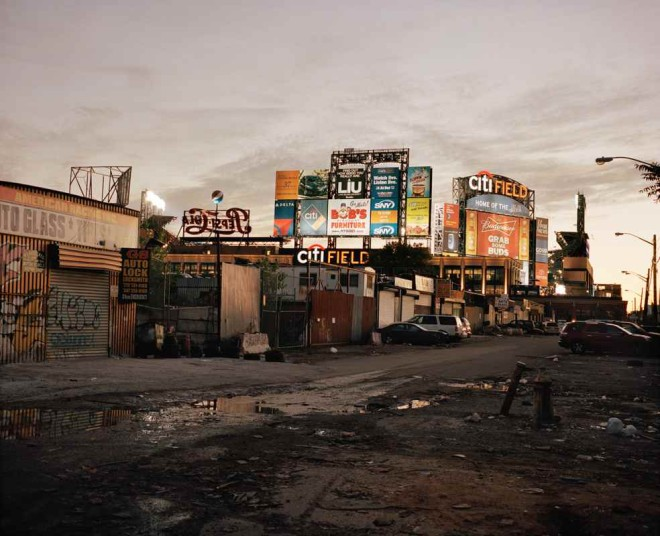 Willets Point by Thomas Prior