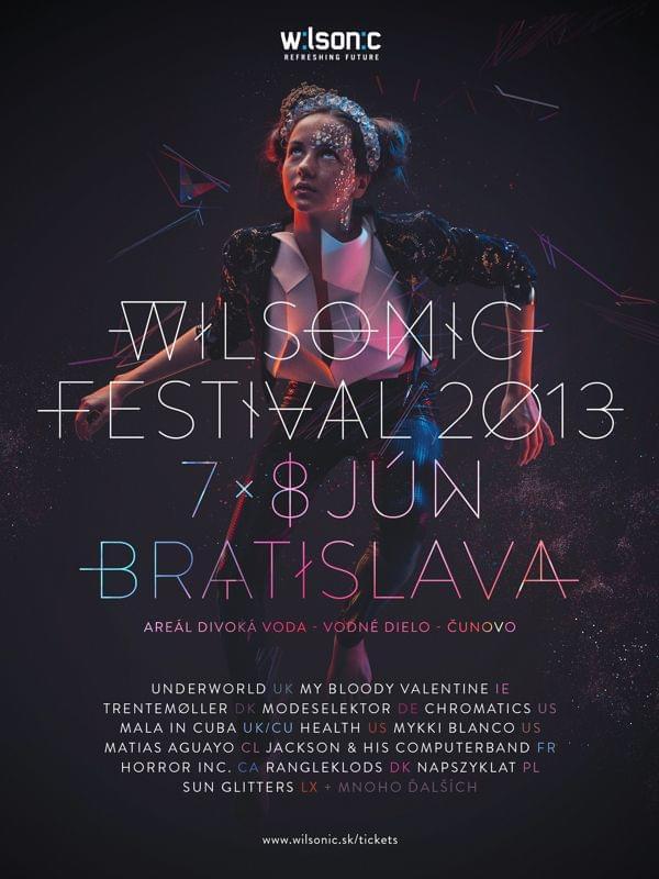 Wilsonic Festival 2013 by MatusBence.com | Computer Art | Pinterest