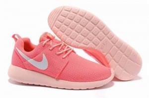 Roshe Run Shoe Womens Pink
