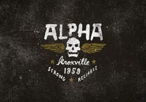 Alpha Industries, an original American military supplier.