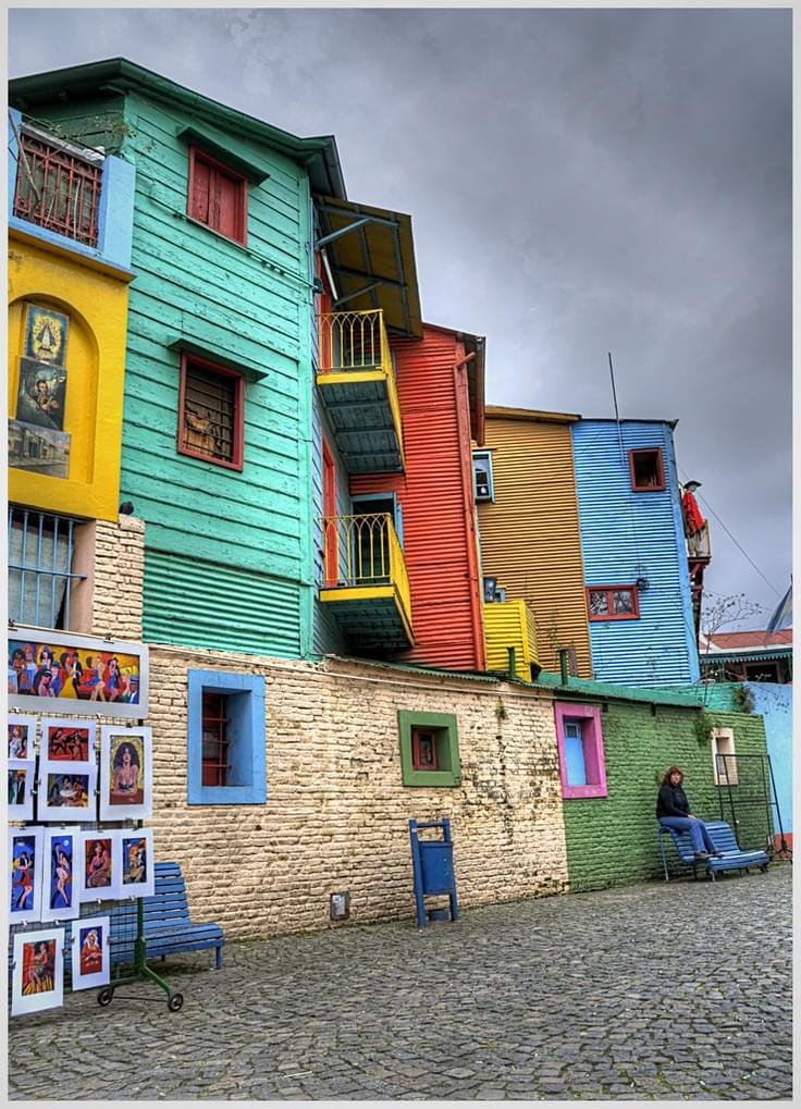 Barrio de La Boca, Buenos Aires | WORLD BEAUTIES