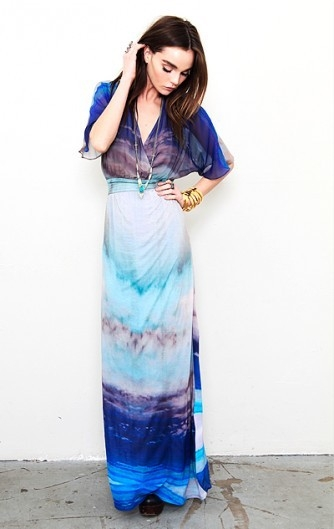beautiful maxi