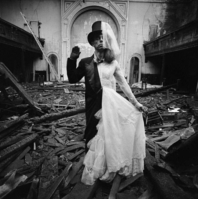 Black and White Photography by Arthur Tress
