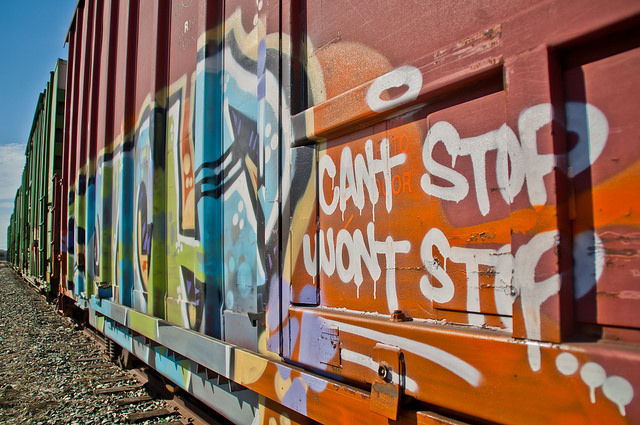 can't stop, won't stop | Flickr – Photo Sharing!