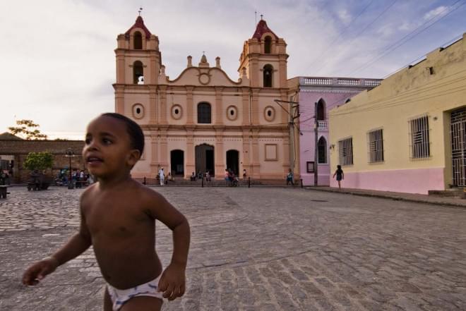 Colonial Cuba by Marco Pavan