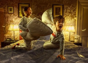 45+ Creative Photo Manipulation by Adrian Sommeling | Downgraf