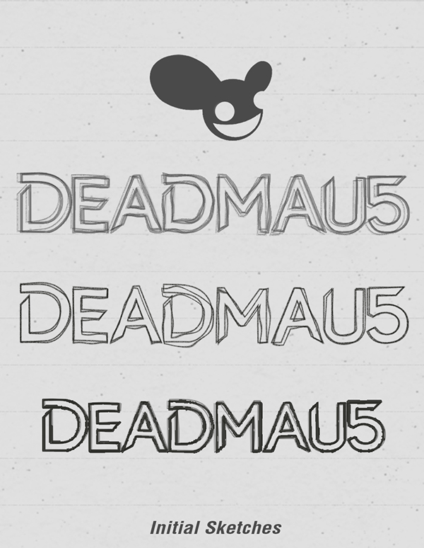 Deadmau5 Typography