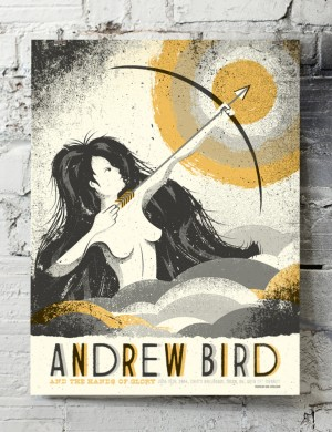 Andrew Bird Goddess by Doe Eyed