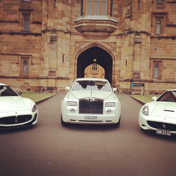 Exotics in White | Lifestyle