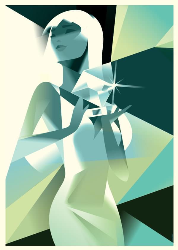 Exquisite Illustrations by Mads Berg   Abduzeedo Design Inspiration