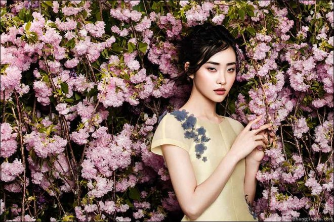 Fashion Photography by Zhang Jingna