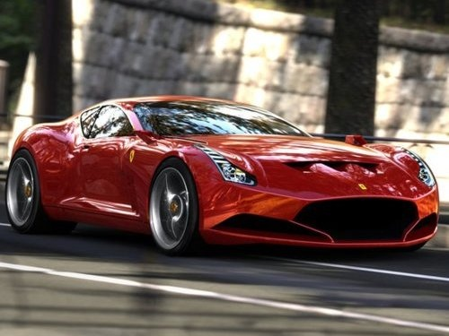Ferrari 612 GTO | cars i luv | Pinterest