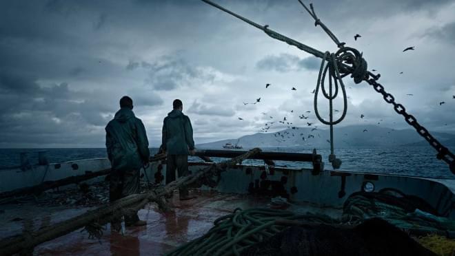 Fishing in Turkey by Dimitris Poupalos