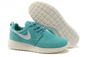 Great Collection Of Free Run Roshe Womens Mint Green White