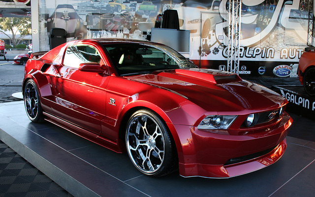 Galpin SPX Mustang | Flickr – Photo Sharing!