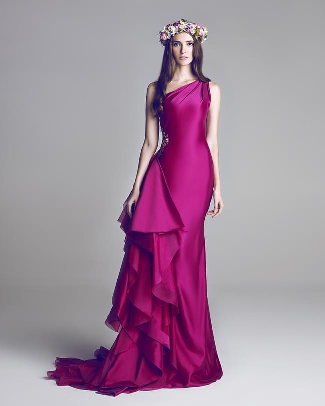 hamda al-fahim, wedding couture, UAE wedding dress, wedding dress, designer wedding dress, coutu ...