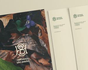 Brand identity proposal for Herdades São Barão