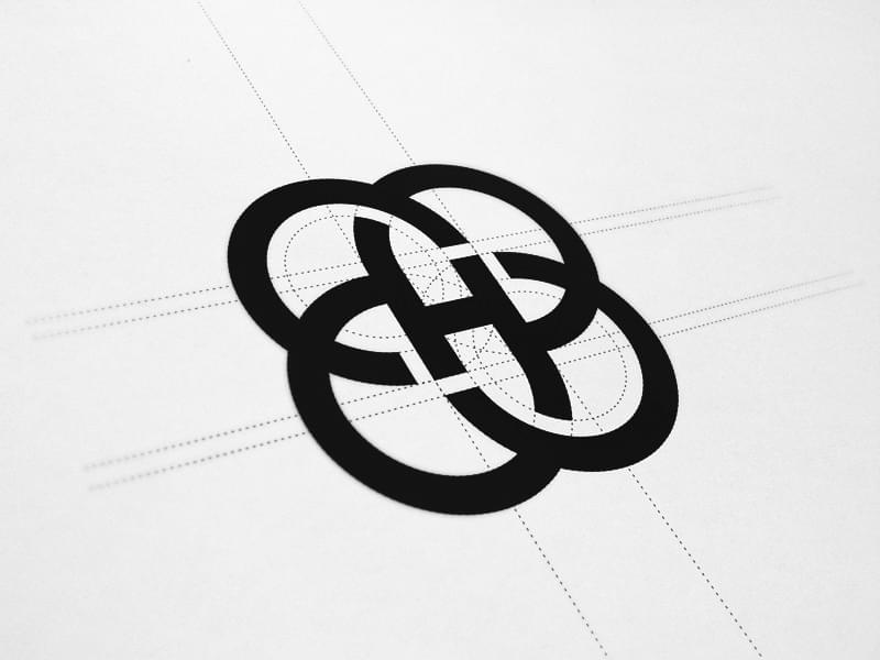 """Brandmark """"H"""""""