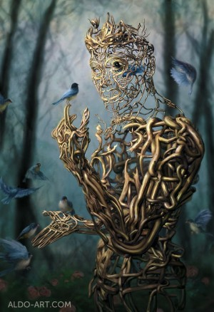 Eye Catching Concept Art | Aldo Art