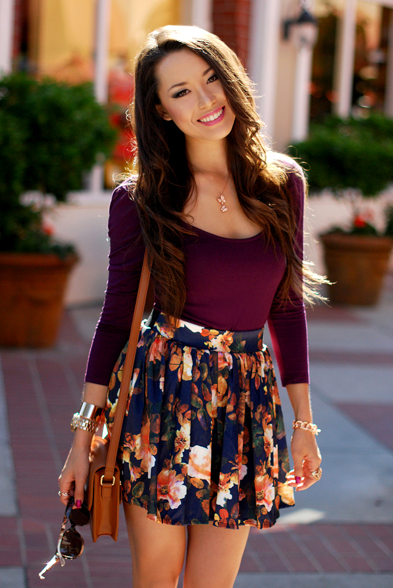 LoLoBu – Women look, Fashion and Style Ideas and Inspiration, Dress and Skirt Look