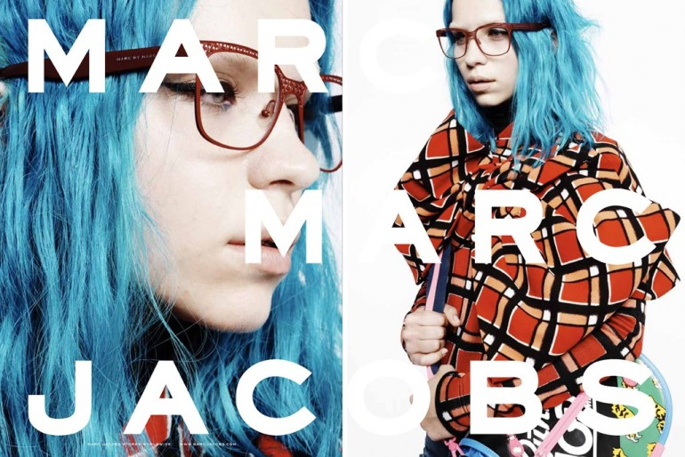 Marc by Marc Jacobs F / W 2014 by David Sims [Campaign]
