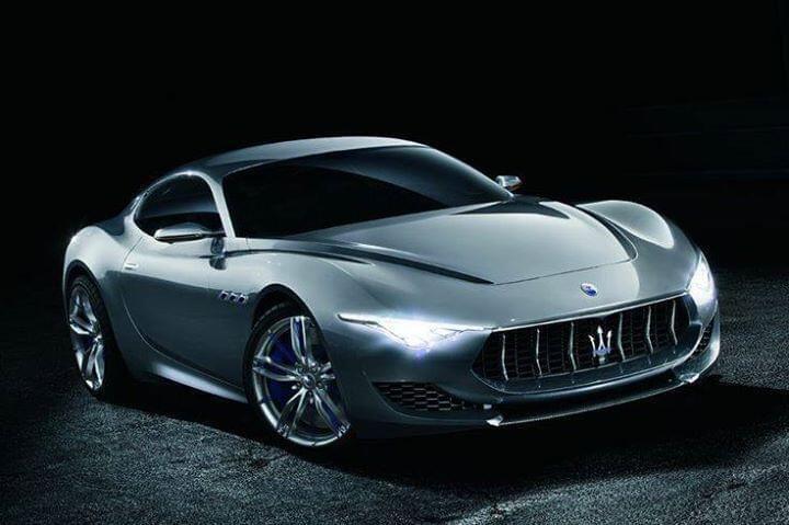 #Maserati Alfieri Concept Car   InstaCarros   Pinterest