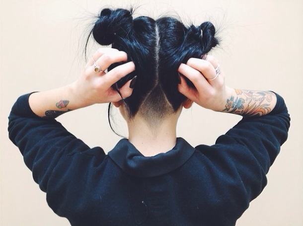 MINI PENNY: 30DFC Day 14 // Hairspiration