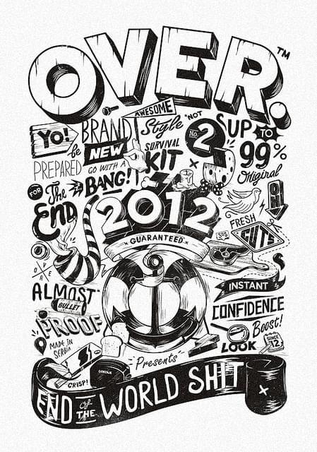 Type OVER 2012