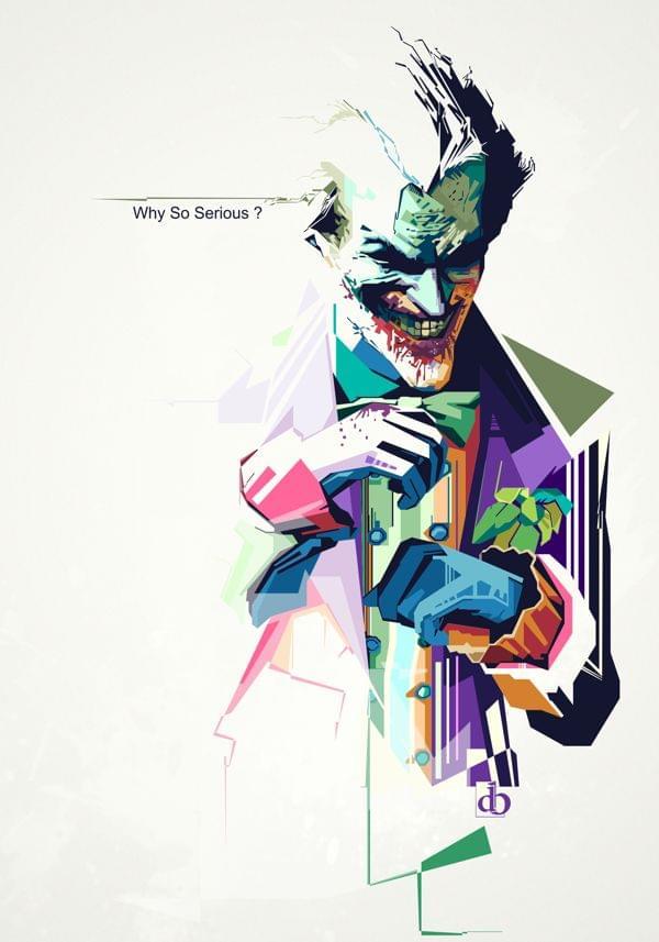 Pin by Bobbi on The Joker. | Pinterest