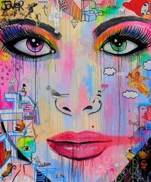 Pin by Lahlah Berry on art | Pinterest