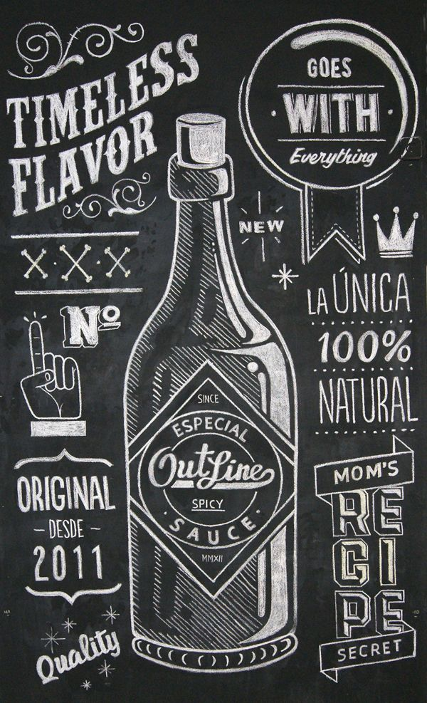 Outline Sauce by Outline Studio