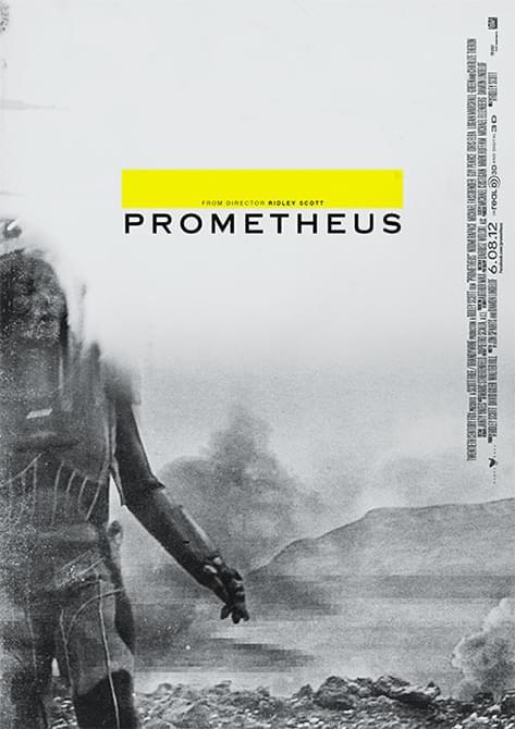 Prometheus Posters