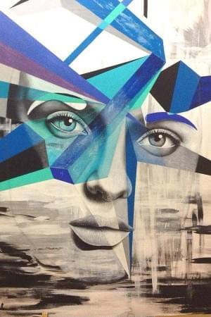 """Visiones Mentales"" on Behance"