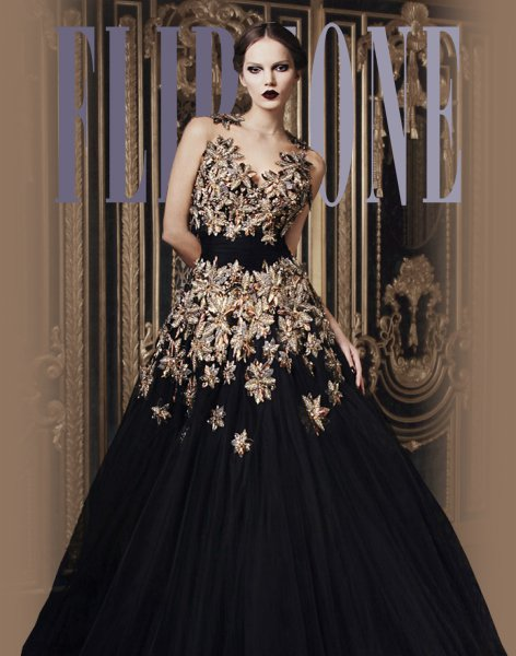 Rami Kadi 2013 collection – Couture