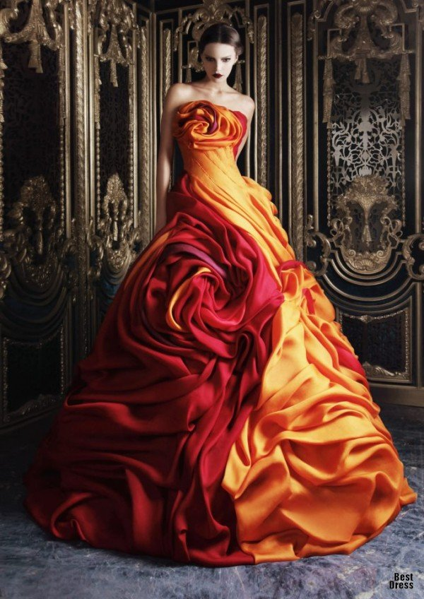 Rami Kadi HOUTE COUTURE SPRING/SUMMER 2013 – Fashion Diva Design