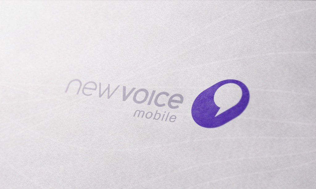 New Voice Mobile Branding Development